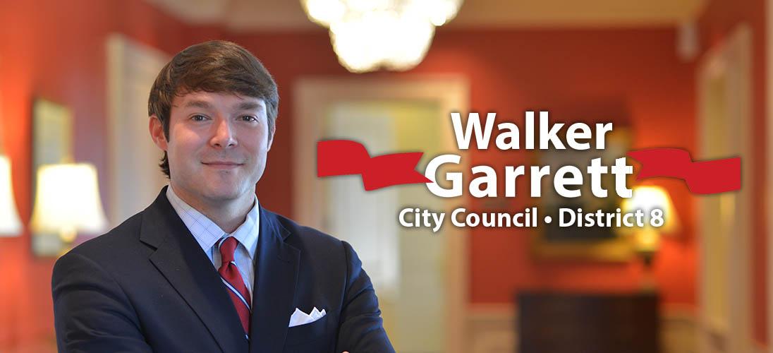 Walker Garrett for Columbus City Council